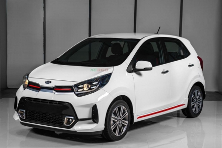 Kia Morning GT Line 2021